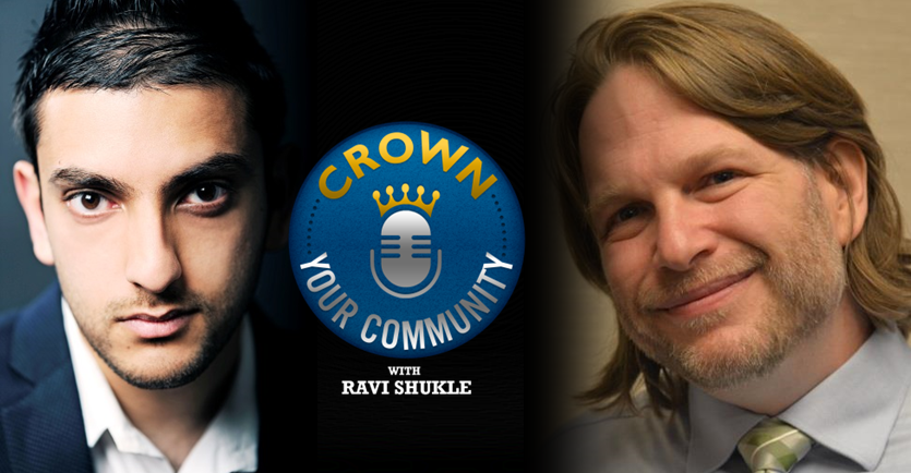 CYC 1 : Ravi Shukle Interviews Chris Brogan CEO of Owner Media Group on The Crown Your Community Show