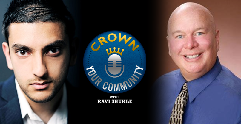 CYC 4 : Ravi Shukle Interviews Brian K Wright of Success Profiles Radio on The Crown Your Community Show