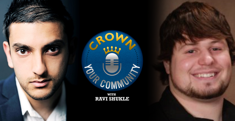 CYC 7 : Ravi Shukle Interviews Collin Cottrell of Maxima Media on The Crown Your Community Show