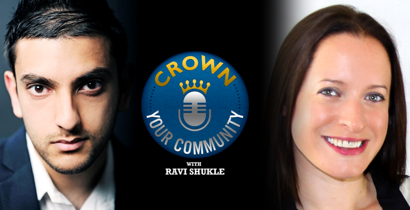 CYC 10 : Ravi Shukle Interviews Jenny Brennan on The Crown Your Community Show