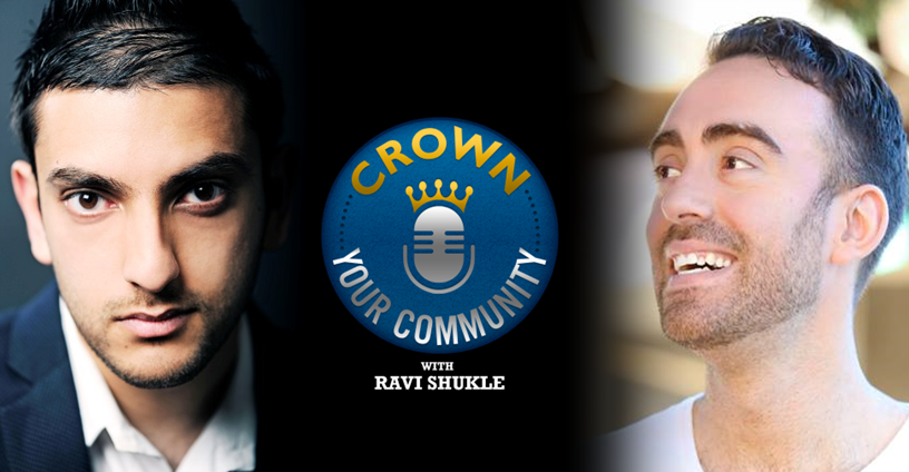 CYC 5 : Ravi Shukle Interviews Steve Trister of SteveTrister.com on The Crown Your Community Show